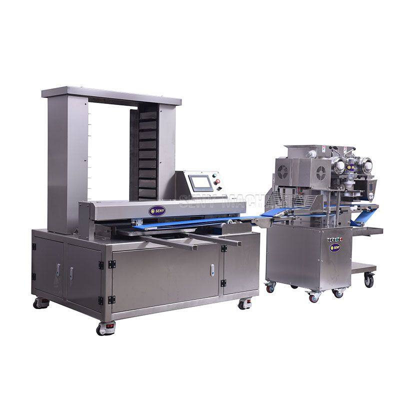 Automatic encrusting Machine SY-800