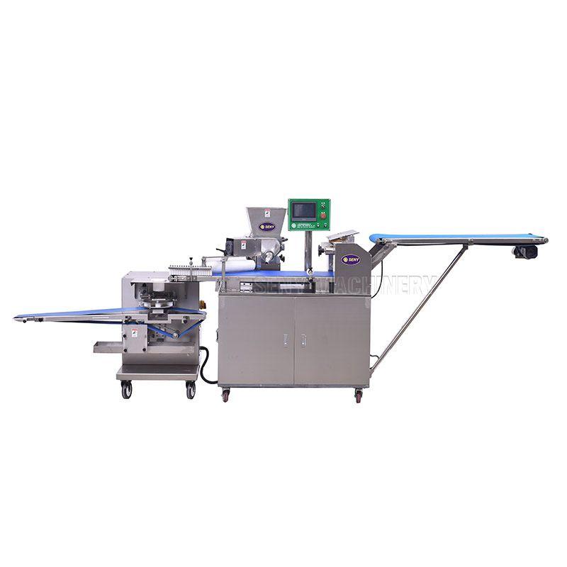 خط انتاج خبز البرقر الالي  SY-830